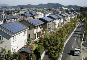 Использование энергии Солнца для отопления загородного дома