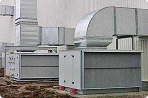 При отоплении больших площадей нужно использовать более мощное оборудование