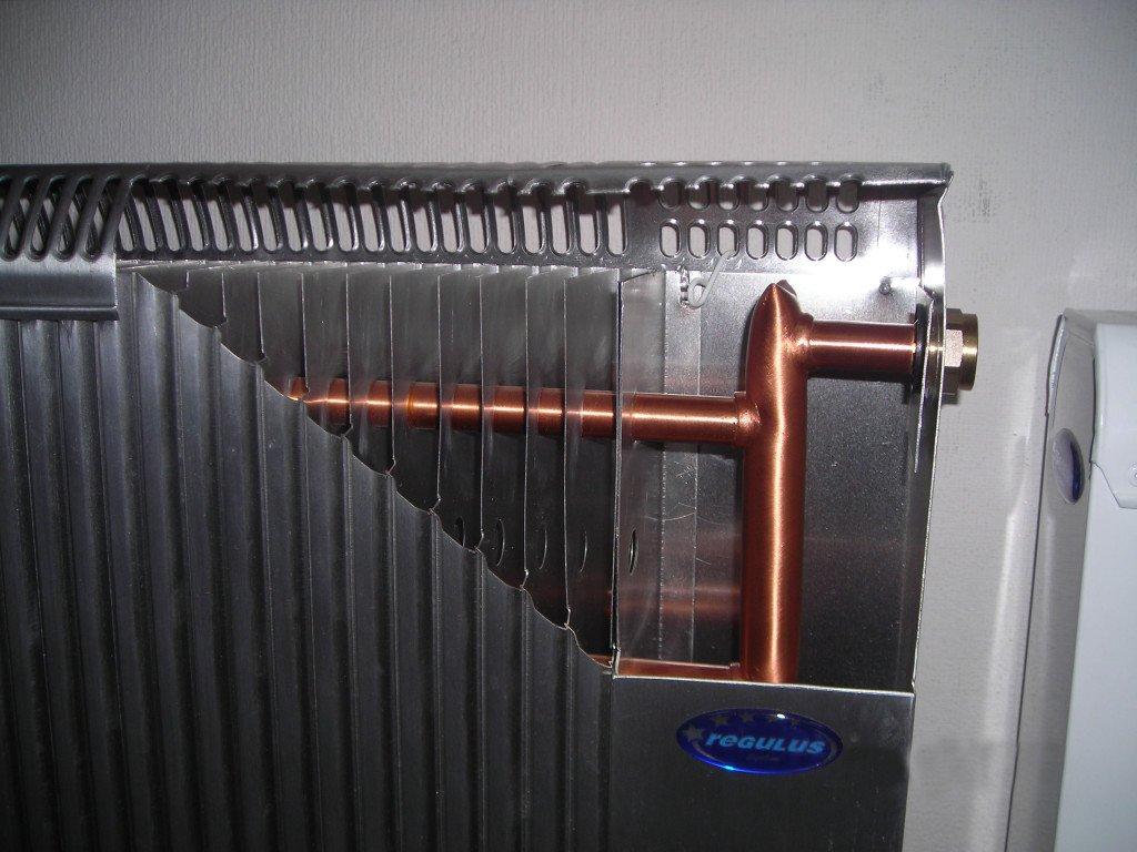 алюминиевые радиаторы внутри