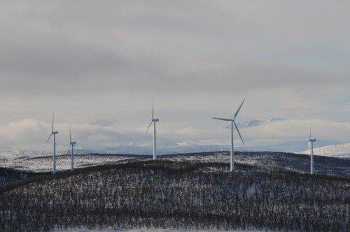 Ветроэнергетика в северных районах