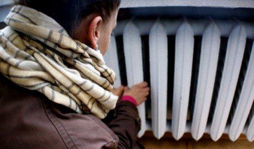 Отключение отопления и горячей воды