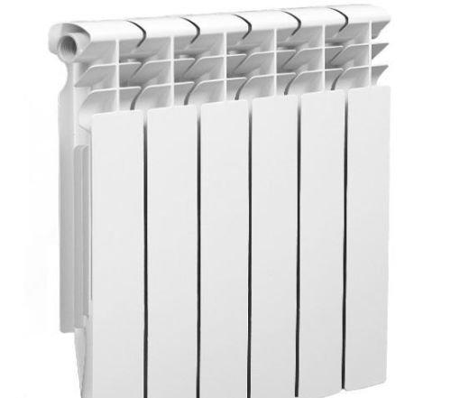 Алюминиевый радиатор Lammin ECO AL-500