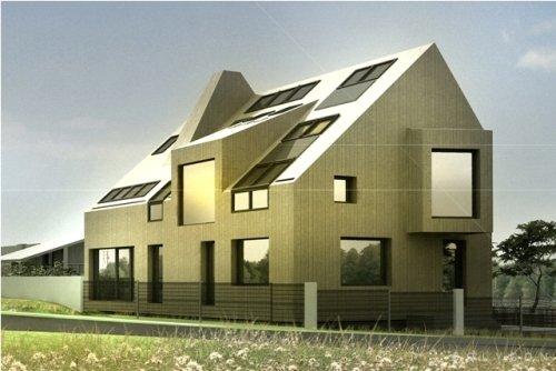 «Пассивный дом» представила компания Сен-Гобен