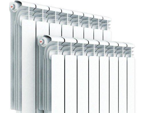 Алюминиевый радиатор Rifar Alum 500
