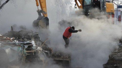 Прорыв теплотрассы оставил несколько домов в Кисловодске без отопления