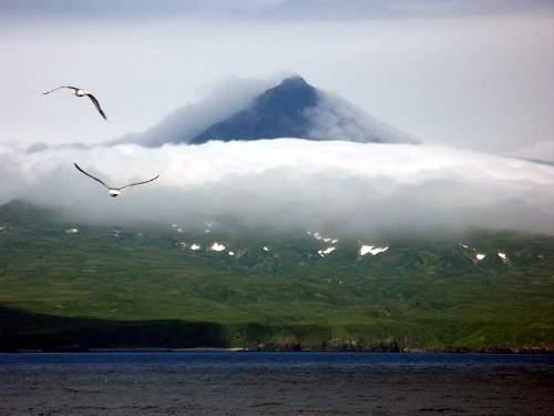 Сила ветра и вулканов может стать основным источником энергии для Курильских островов