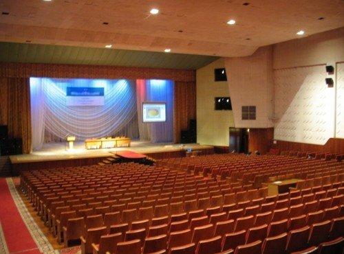 Концертный зал ТГУ оснастили современной климатической установкой