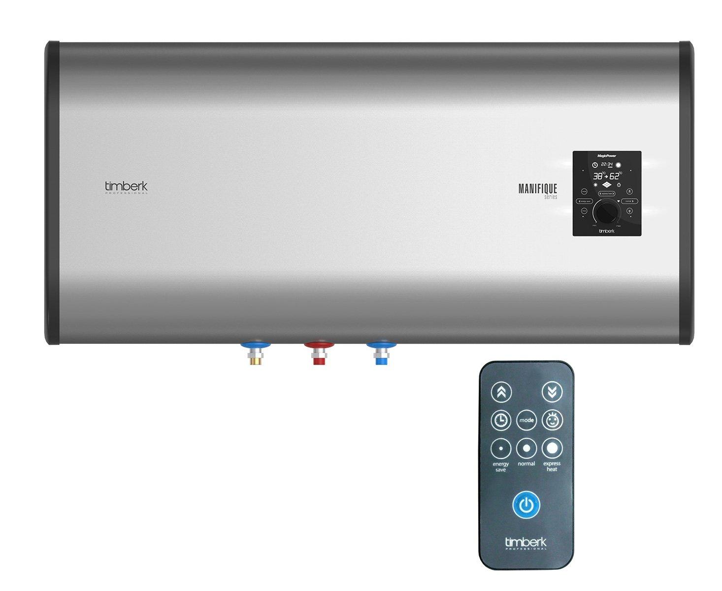 Новые горизонтальные дизайнерские водонагреватели от компании Аристон уже в России
