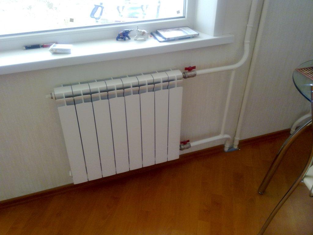 Как заменить радиаторы отопления своими руками