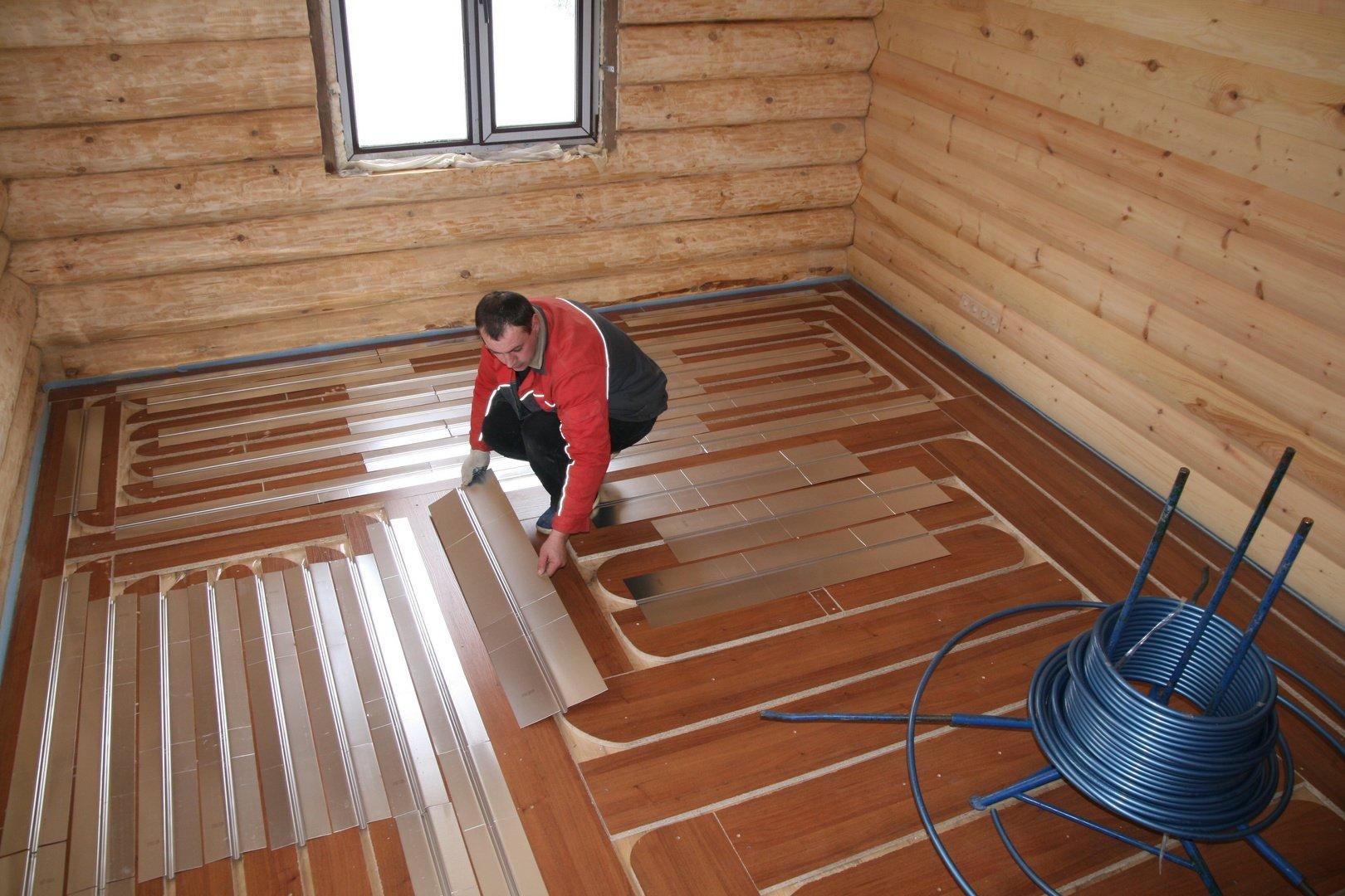 Способы отопления деревянного частного дома