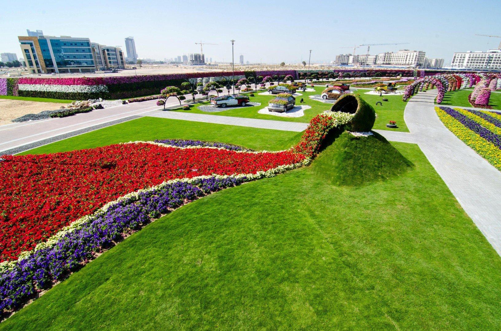 В скором времени Дубай превратится в самый «зеленый» город мира