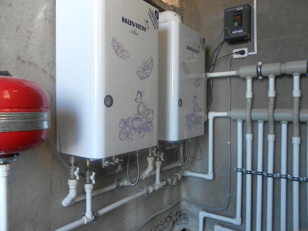 Конструктивные особенности двухконтурных газовых котлов в частном доме