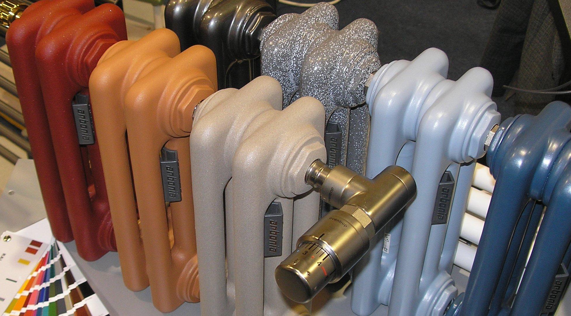 Как правильно покрасить радиаторы отопления?