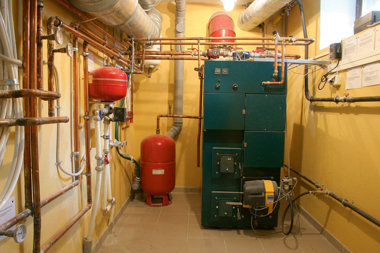 Расширительные баки в системах отопления