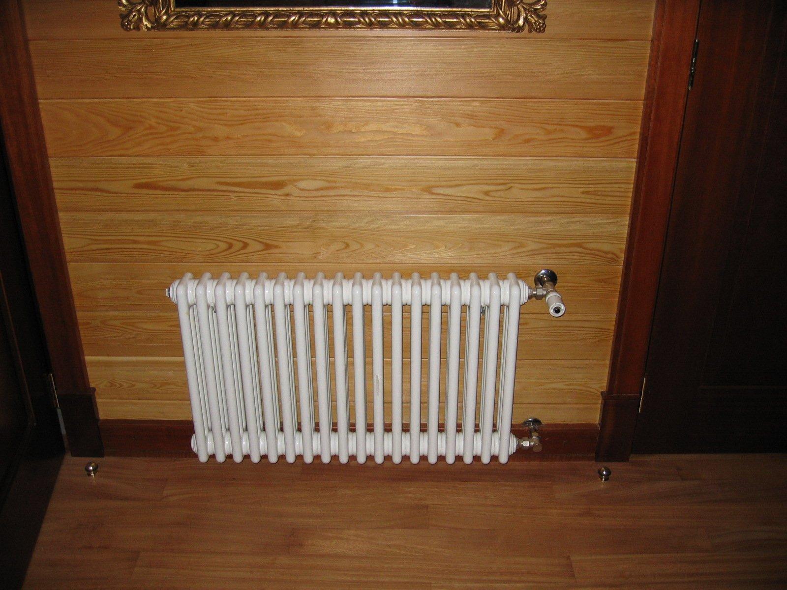 Выбор отопительной системы для монтажа в деревянном доме