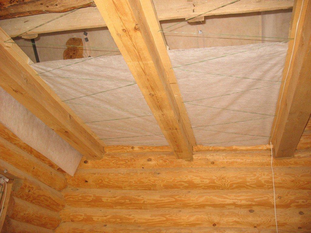 Особенности утепления межэтажных перекрытий в деревянном доме
