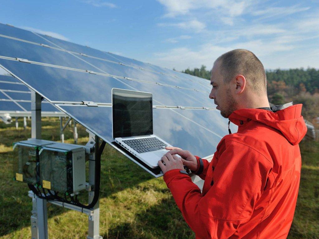 В России будет открыто производство нового типа солнечных батарей