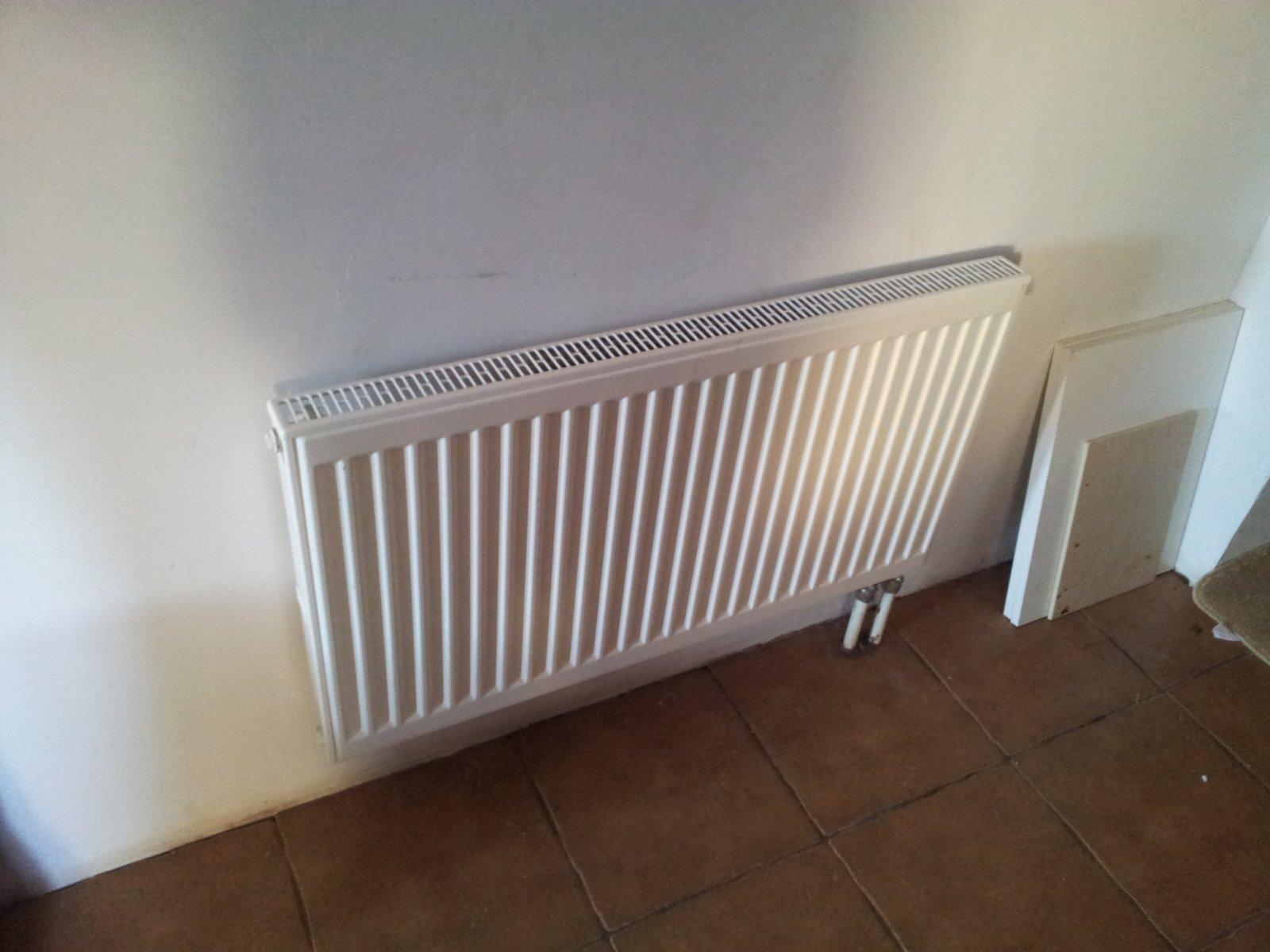 Выбор радиаторов с нижним подключением