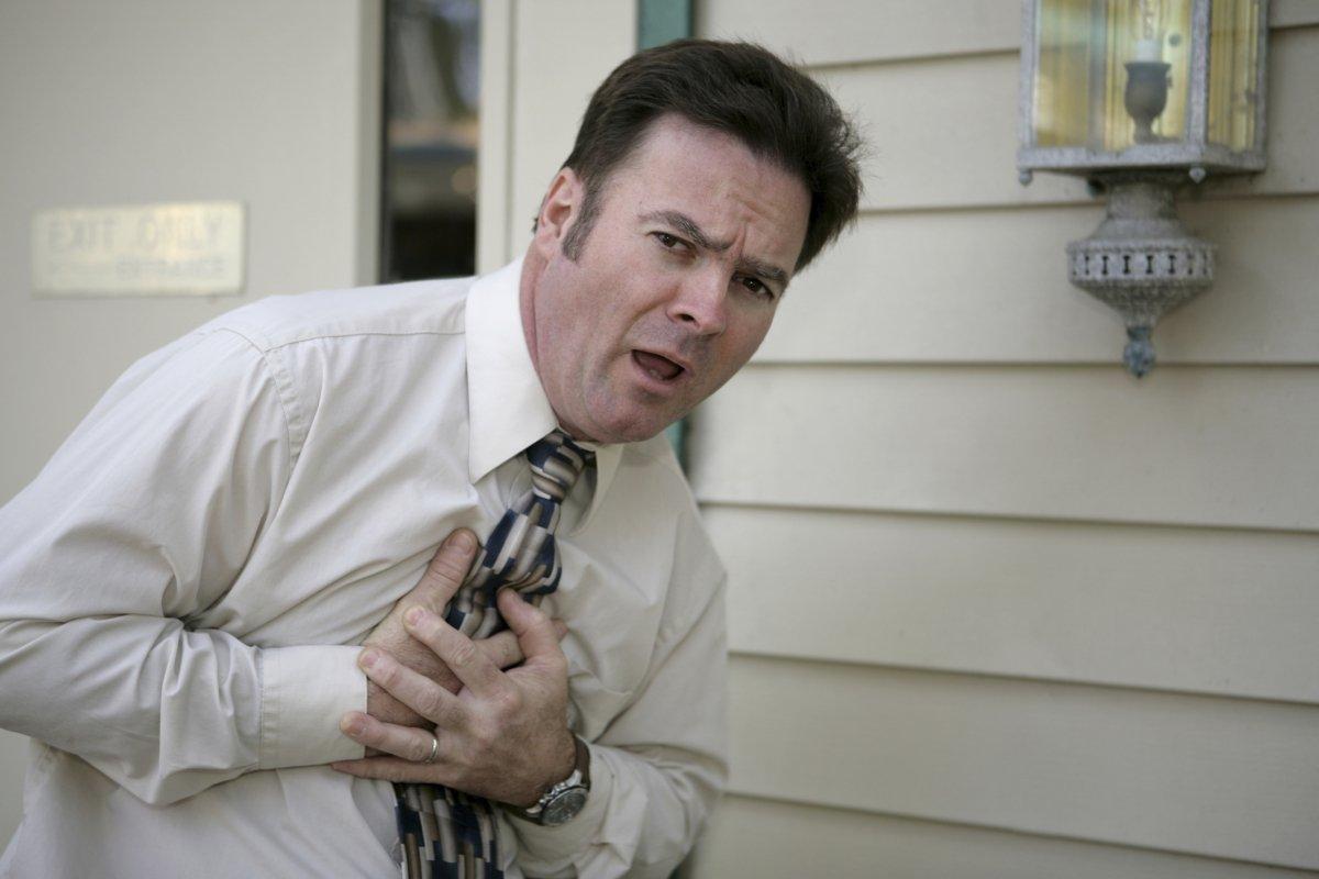 Установлена связь между инфарктом и отоплением
