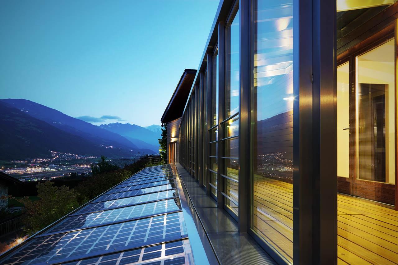В Тайланде появились энергонезависимые дома