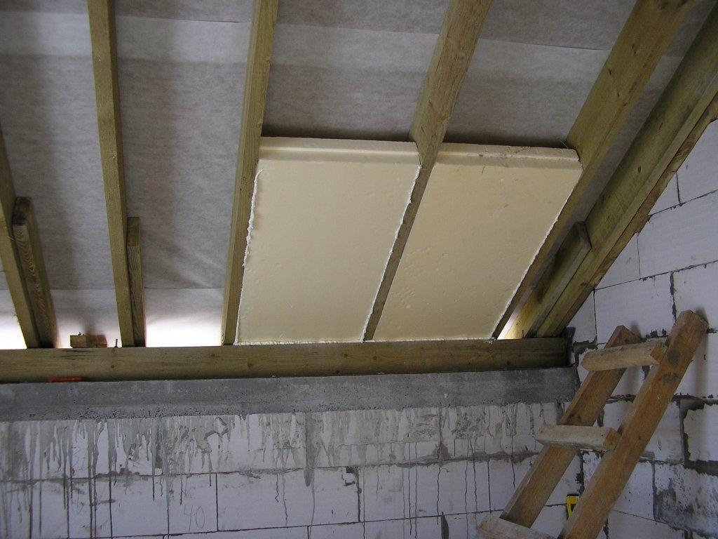 Как и чем можно утеплить крышу