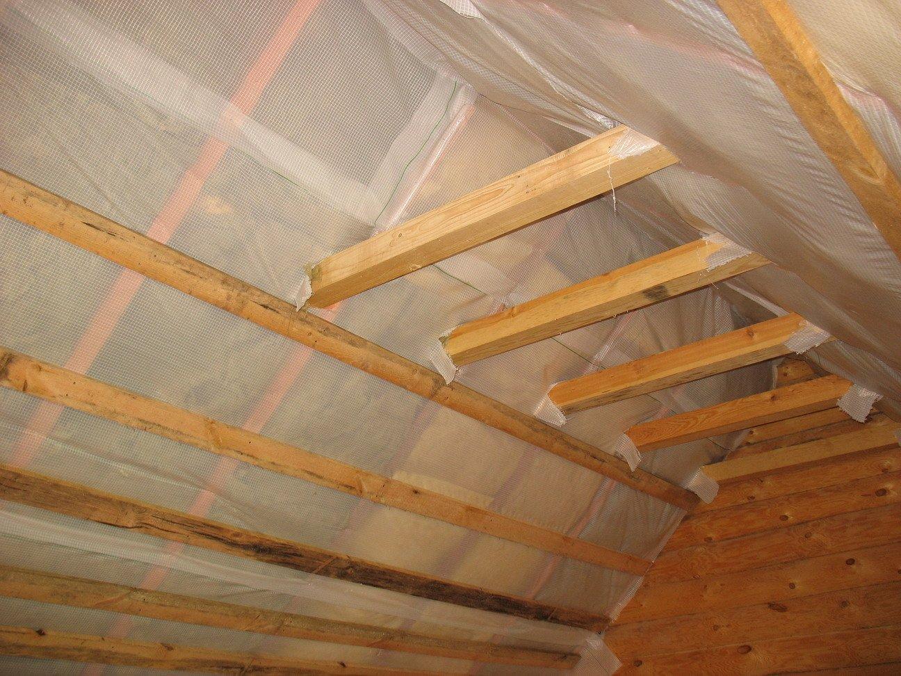 Как утеплить крышу самостоятельно без помощи специалистов