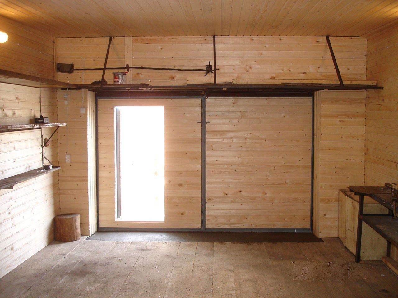 Как можно утеплить гараж и не переплатить?