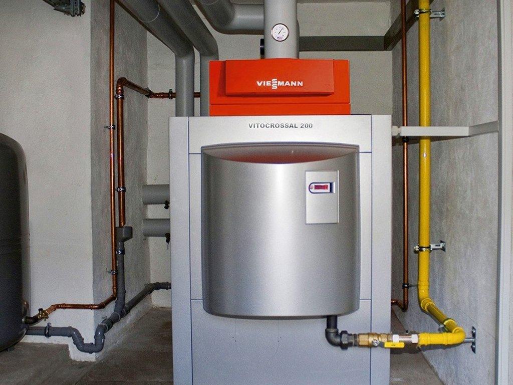 Как провести в частном доме газовое отопление?