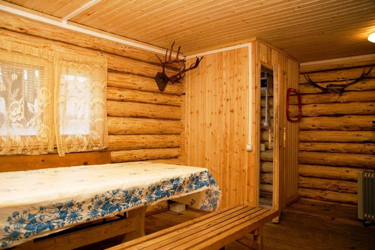 Как произвести утепление предбанника и двери в баню?