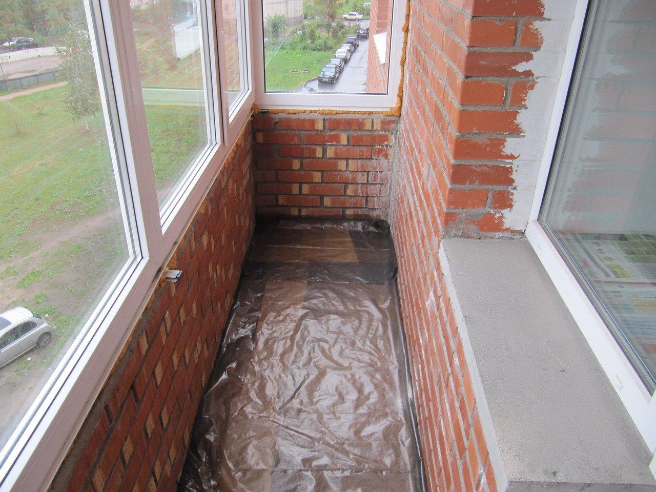 Утепляем балкон без ущерба кошельку