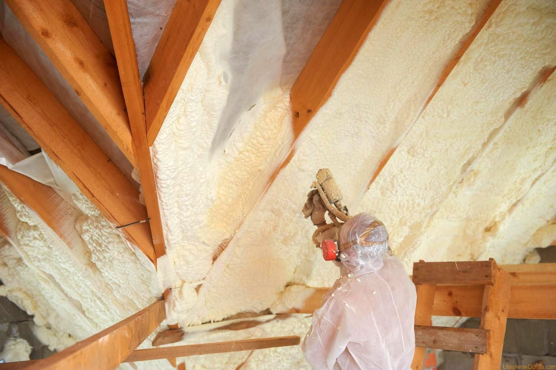 Как эффективно утеплить крышу дома