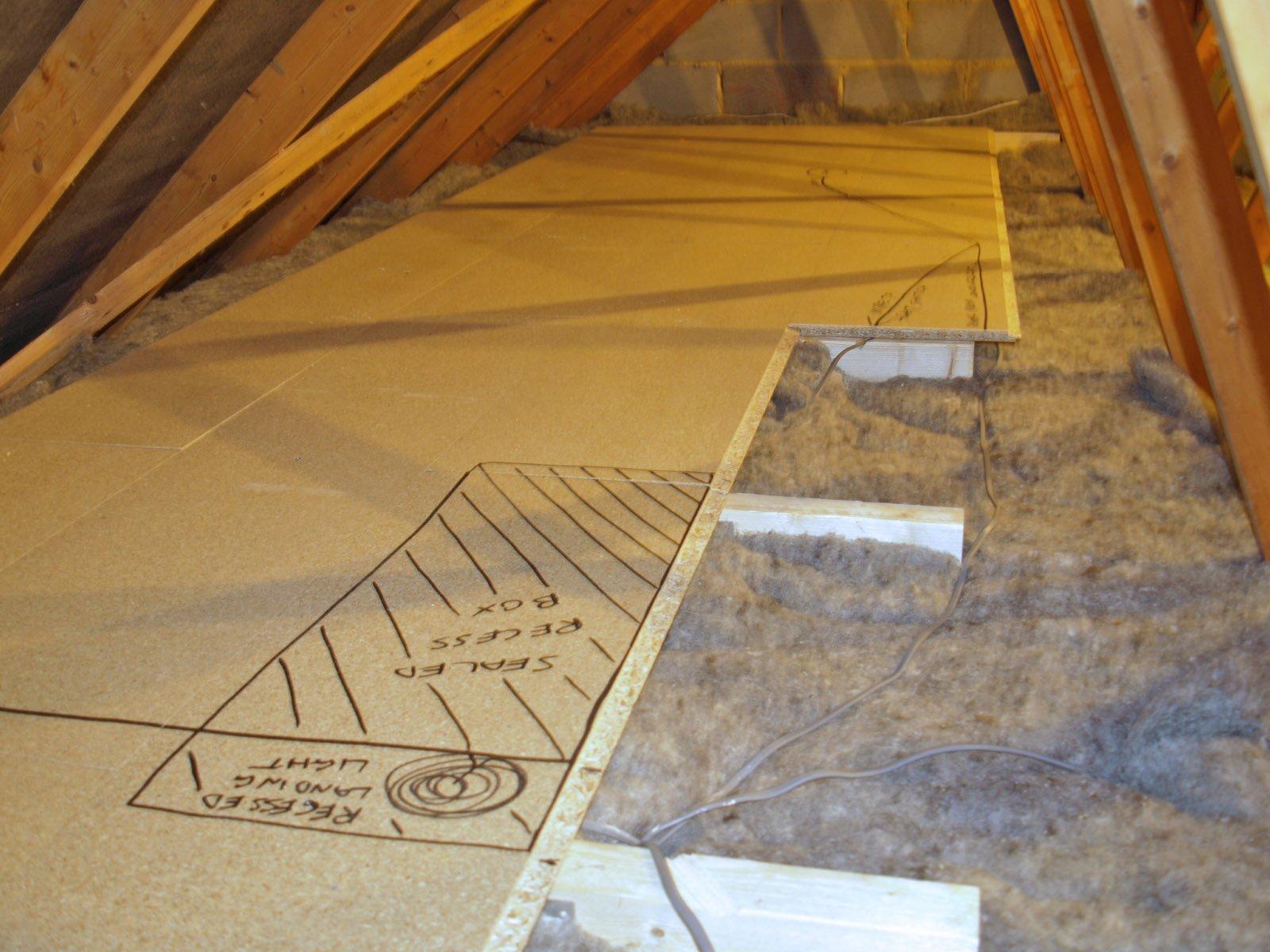 Зачем утеплять потолок в бане?