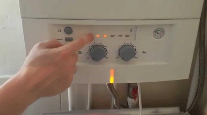 Как провести настройку газового котла своими руками