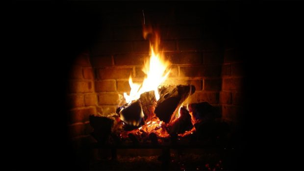 Определение тяги по цвету пламени