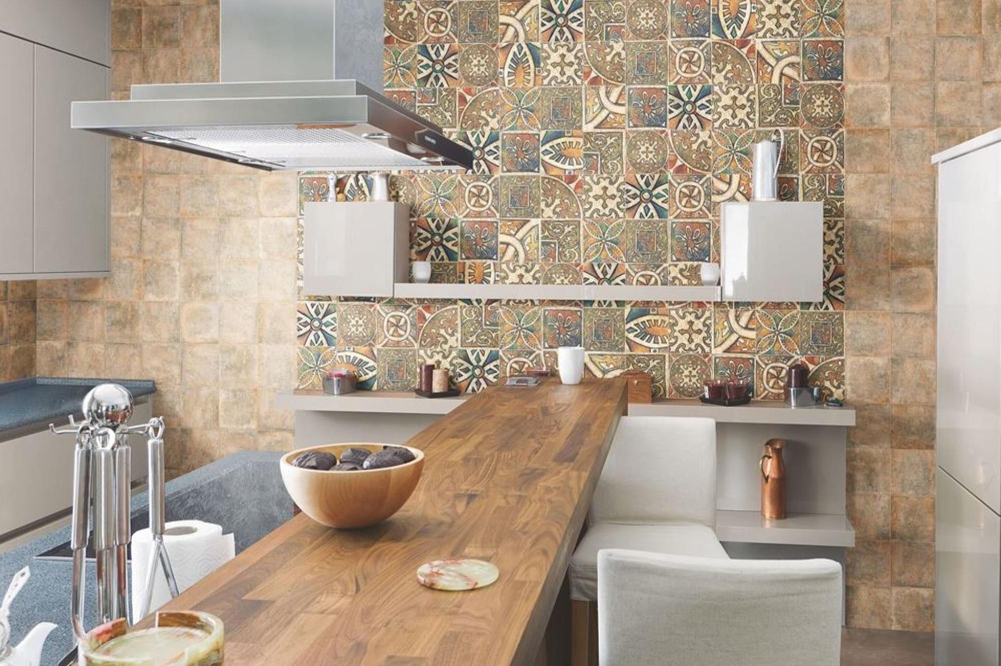 Какие ошибки не следует допускать при выборе плитки для облицовки кухни