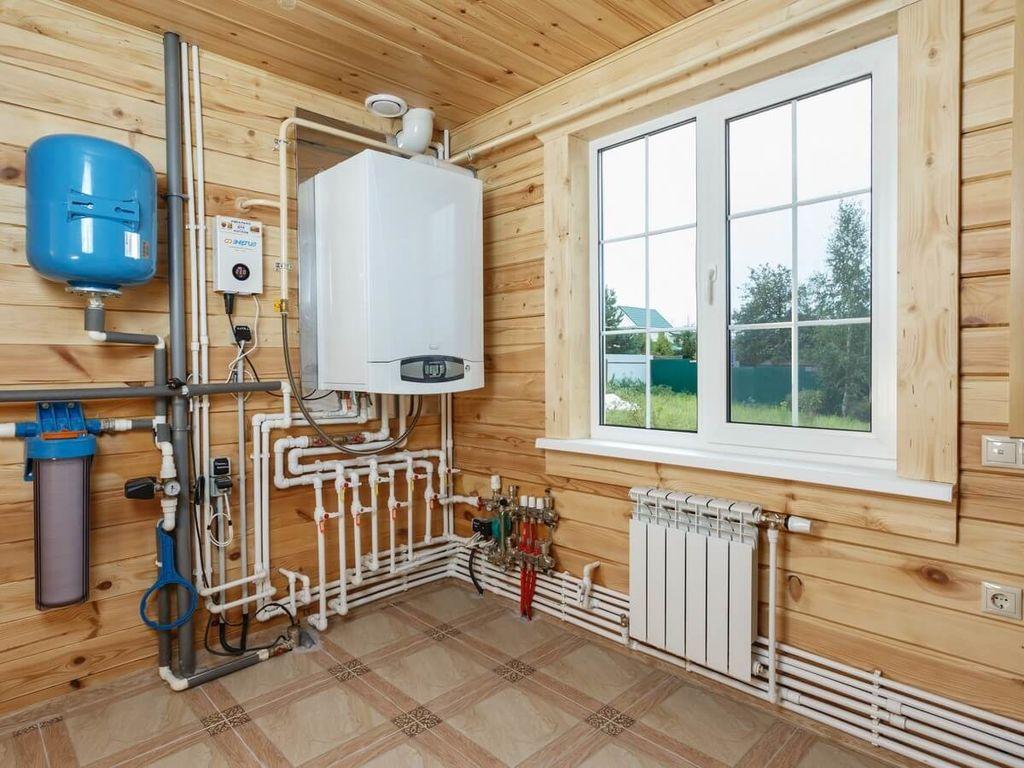 Монтаж системы отопления частного дома. Услуги профессионалов