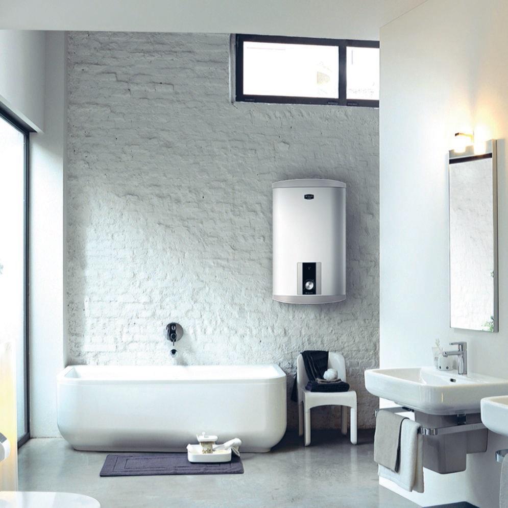 Водонагреватель – стабильный источник горячей воды в доме, какой из 4-х видов выбрать?