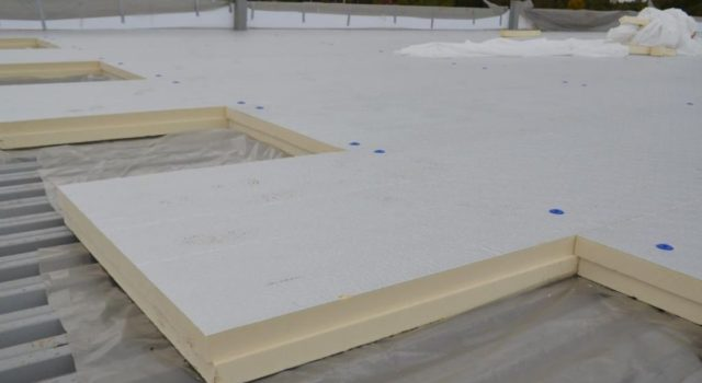 Теплоизоляционные плиты KRON