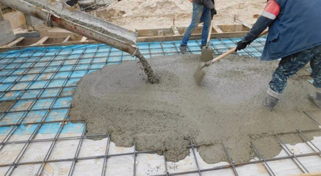 цена за куб бетона