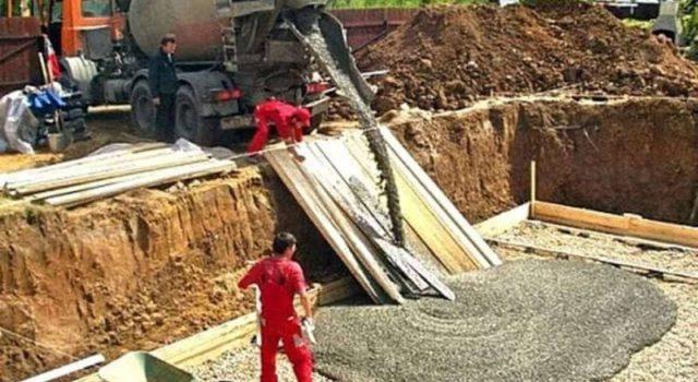 Что такое цементный бетон