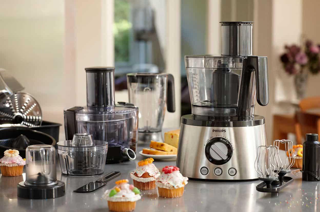Особенности выбора и применение кухонного комбайна
