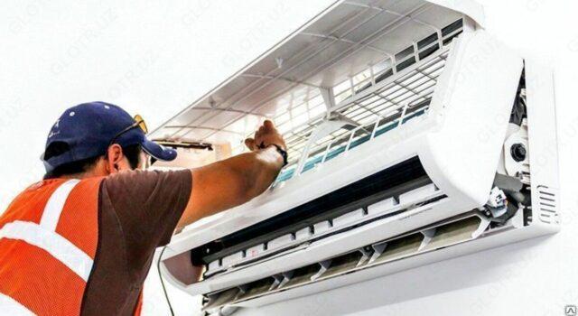 ремонт бытовых кондиционеров