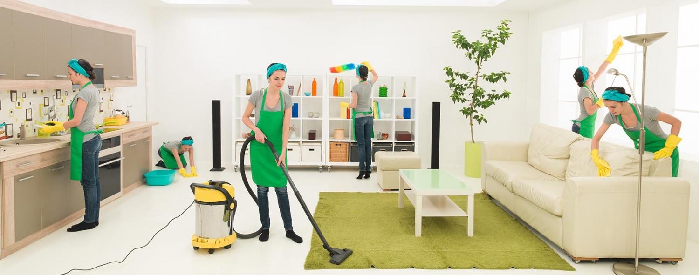 Клининг заботится о чистоте в Вашем доме