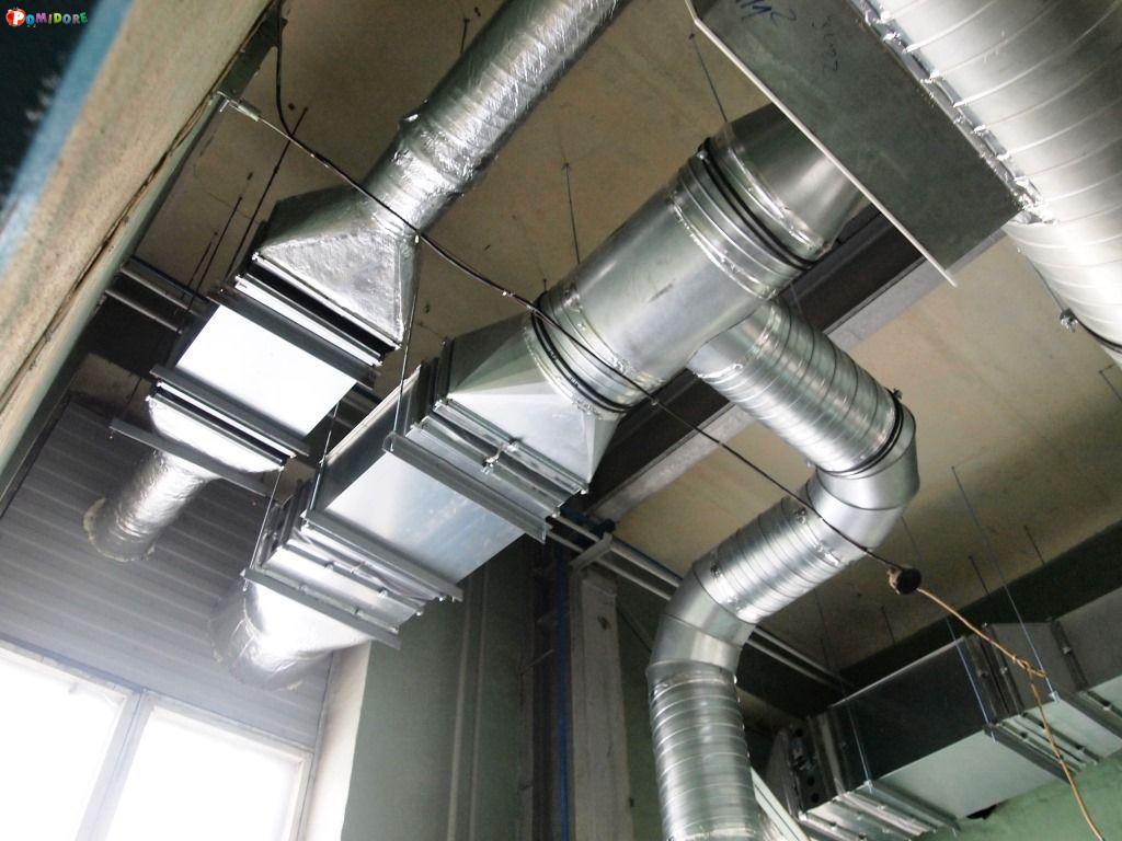 Что дает экспертиза проектов вентиляции