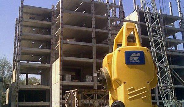Обмерные работы зданий и сооружений