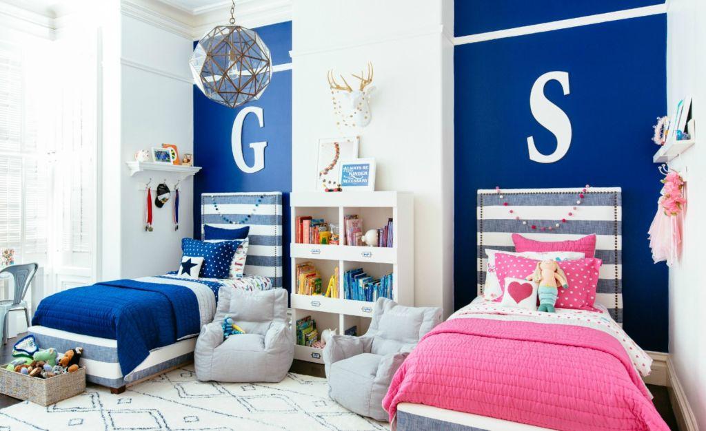Мебель для девочки и мальчика: готовые комплектации и модули